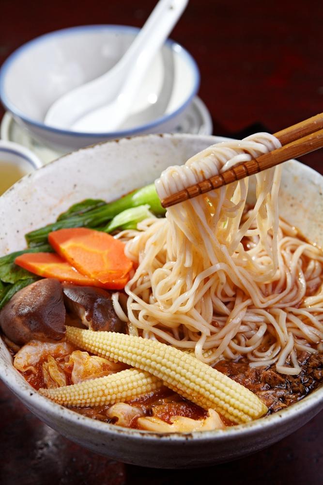 番茄麵/姚茶館/和平老街/桃園大溪/臺灣