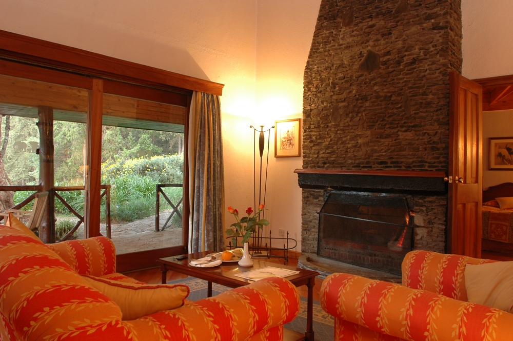 客房/Mount Kenya Safari Club/肯亞/東非