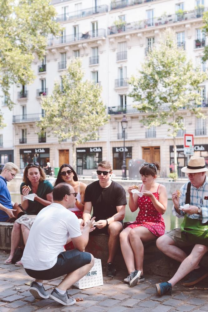 團體導覽/美食散步之旅/Eating Europe/巴黎/法國
