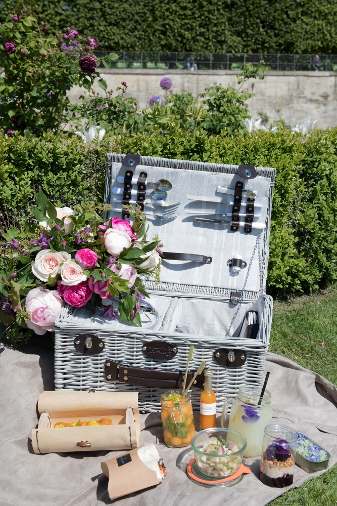 健康野餐餐點/Ladurée Picnic/巴黎/法國
