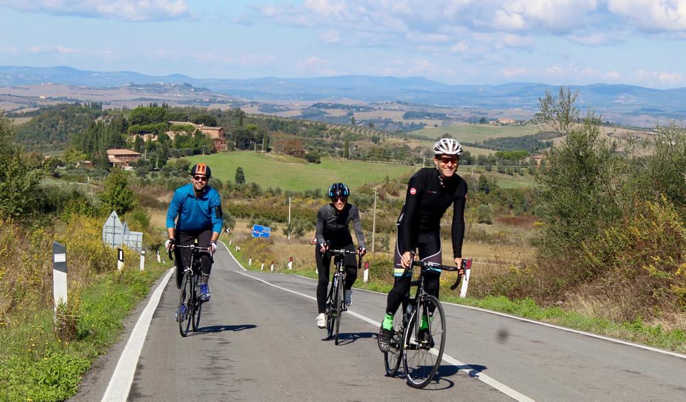 Tuscany Harvest Bike Tour/托斯卡尼/義大利美食/自行車旅行/DuVine