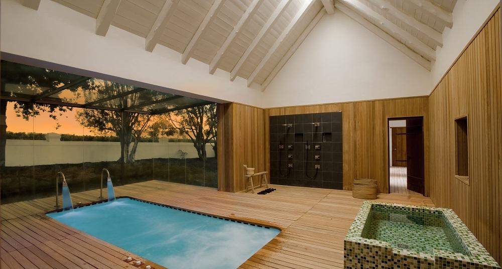 室內浴池/Babylonstoren/Frandchhoek/南非