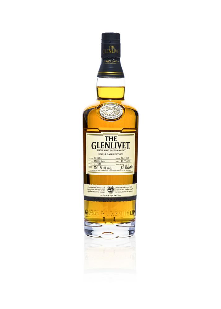 格蘭利威單桶單一麥芽威士忌/雪莉桶