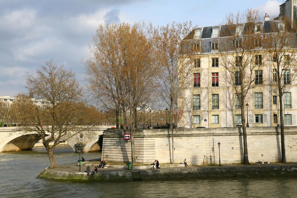 塞納河/巴黎/法國