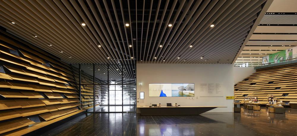 蘇格蘭/設計博物館/隈研吾/V&A Dundee/丹地/UNESCO 設計城市/英國