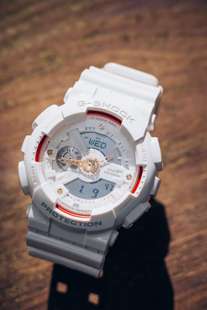 CASIO G-Shock 系列(GA-110DDR-7A)想看更多買物報導請關注大人的美好時光/旅