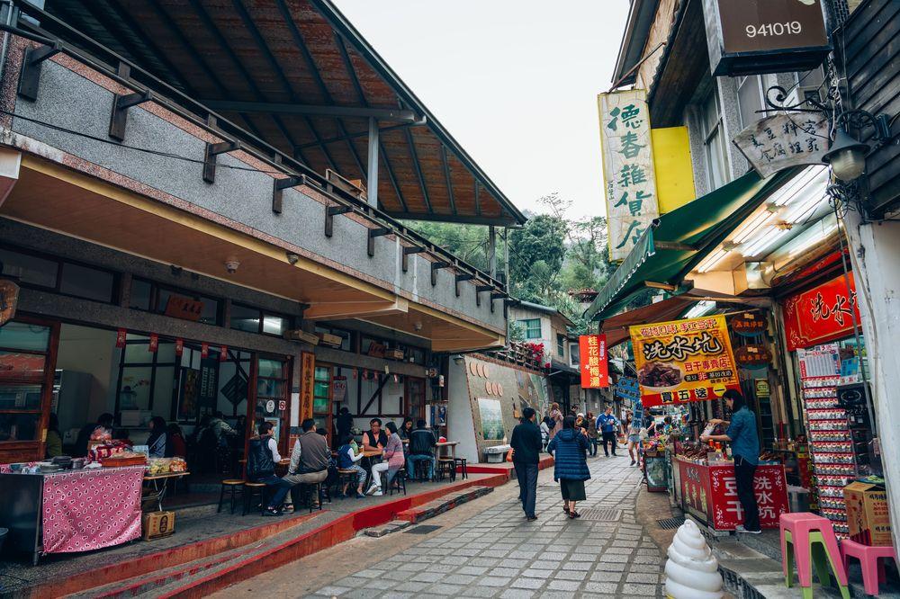 清安豆腐街/苗栗/台灣