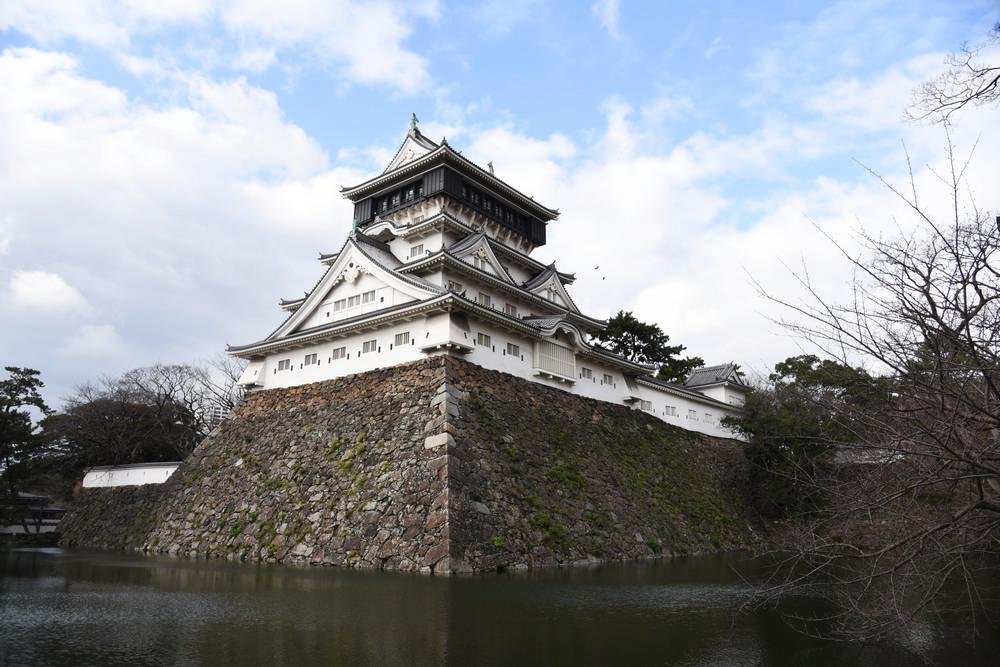 小倉城/小倉/北九州/福岡/日本