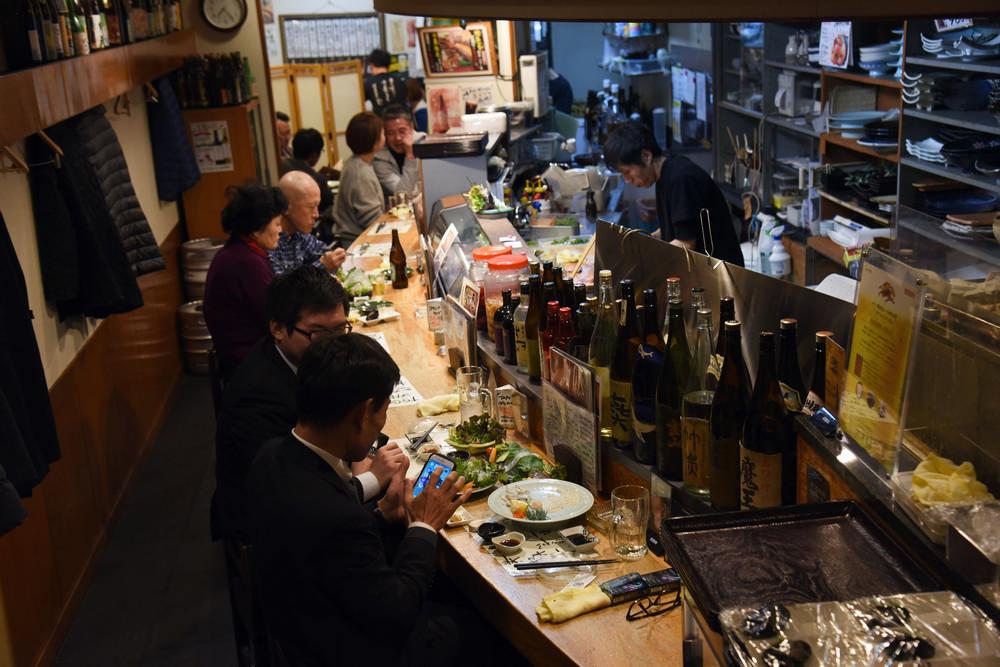 居酒屋/味楽/日本酒/虎河豚/酒肴/小倉/北九州/福岡/日本