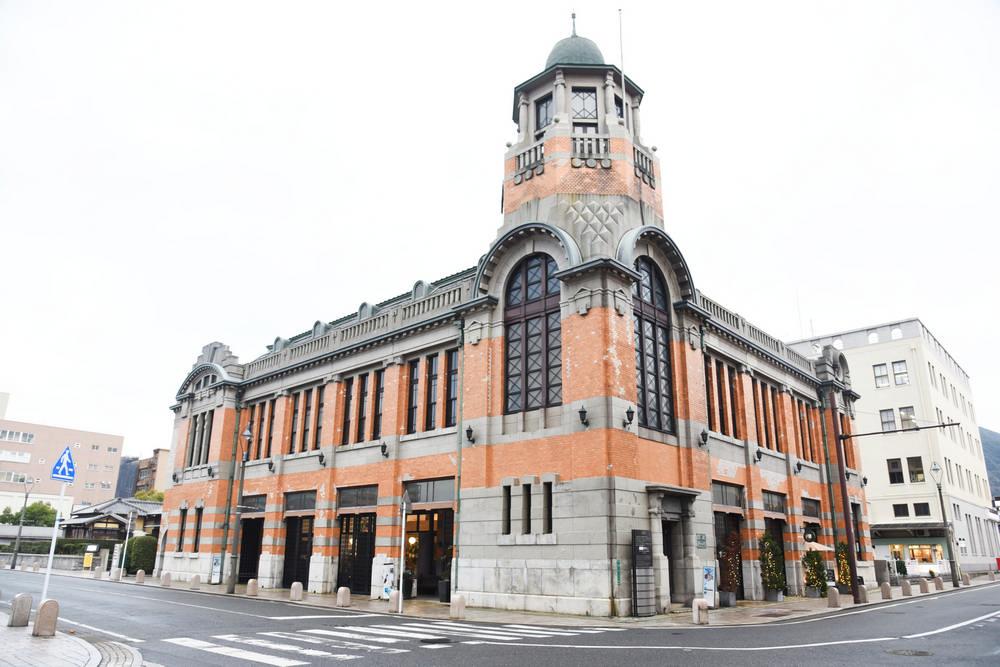 門司港/門司港懷舊街區/舊大阪商船/北九州/福岡/日本