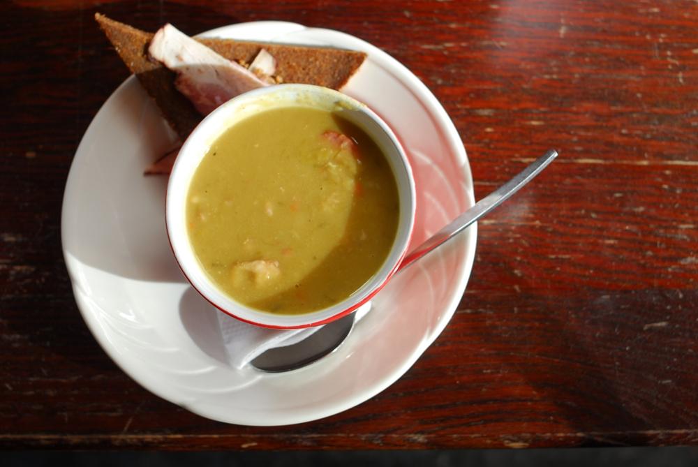 豌豆湯/傳統美食/荷蘭