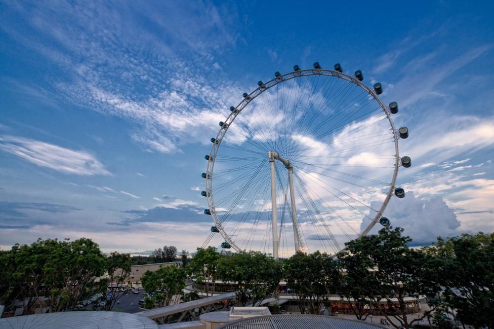 摩天輪/Singapore Flyer/新加坡