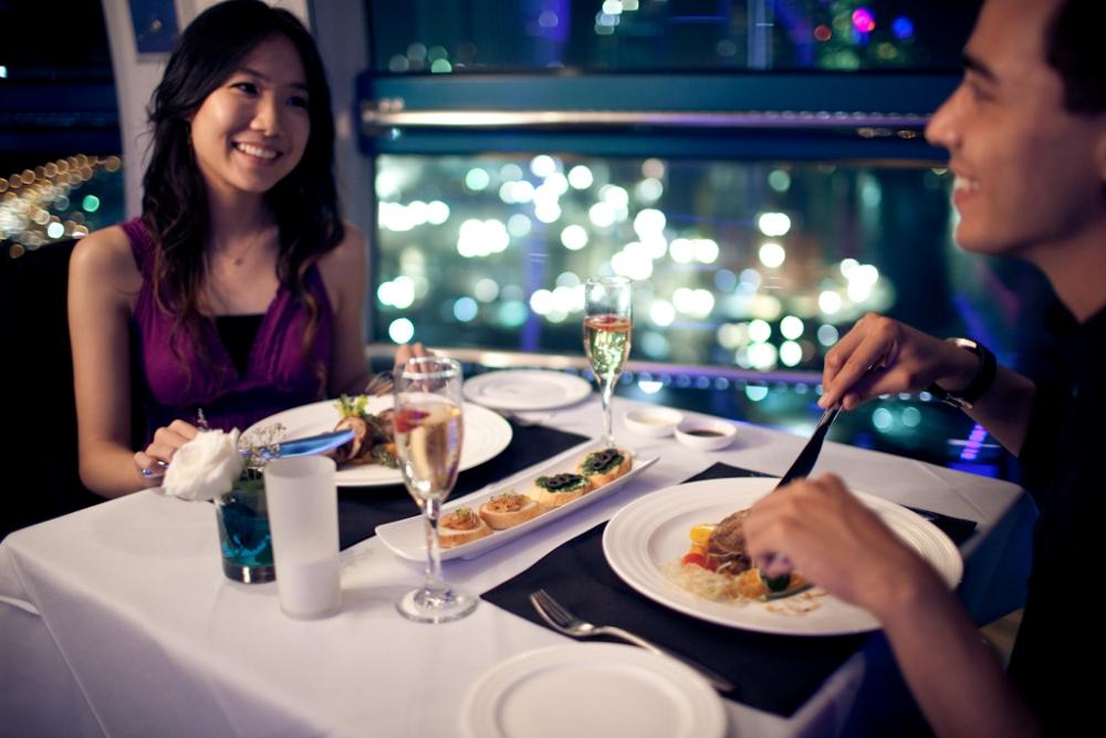 景觀餐廳/Singapore Flyer/新加坡