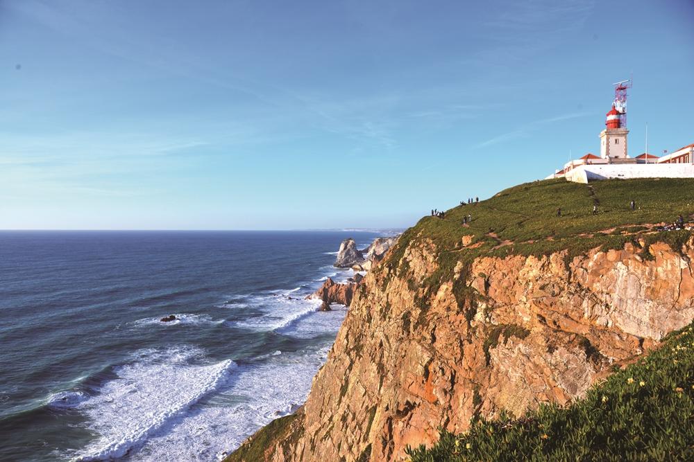 自然奇觀/阿爾維加海岸/南端/葡萄牙