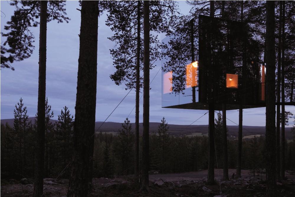 Treehotel/外觀/樹屋/瑞典