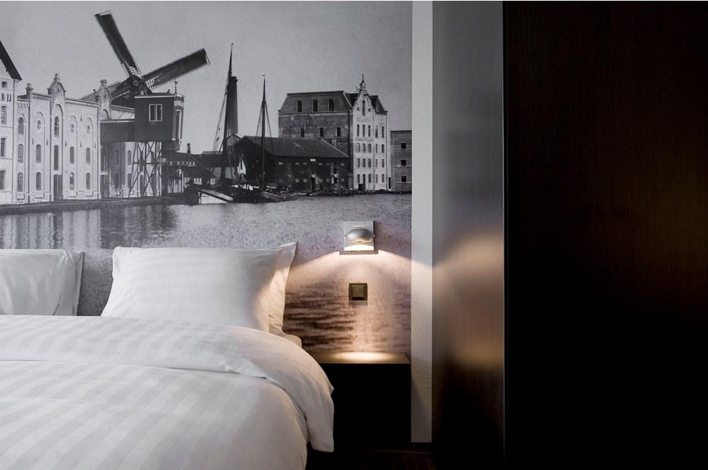 Inntel Hotels Amsterdam Zaandam/客房/內部/組合屋/阿姆斯特丹/荷蘭