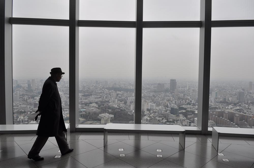 六本木新城森大樓/東京/日本