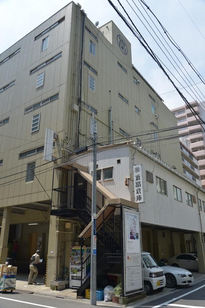 @btf/青木克憲/藝術展覽/近富大樓倉庫/東京/日本