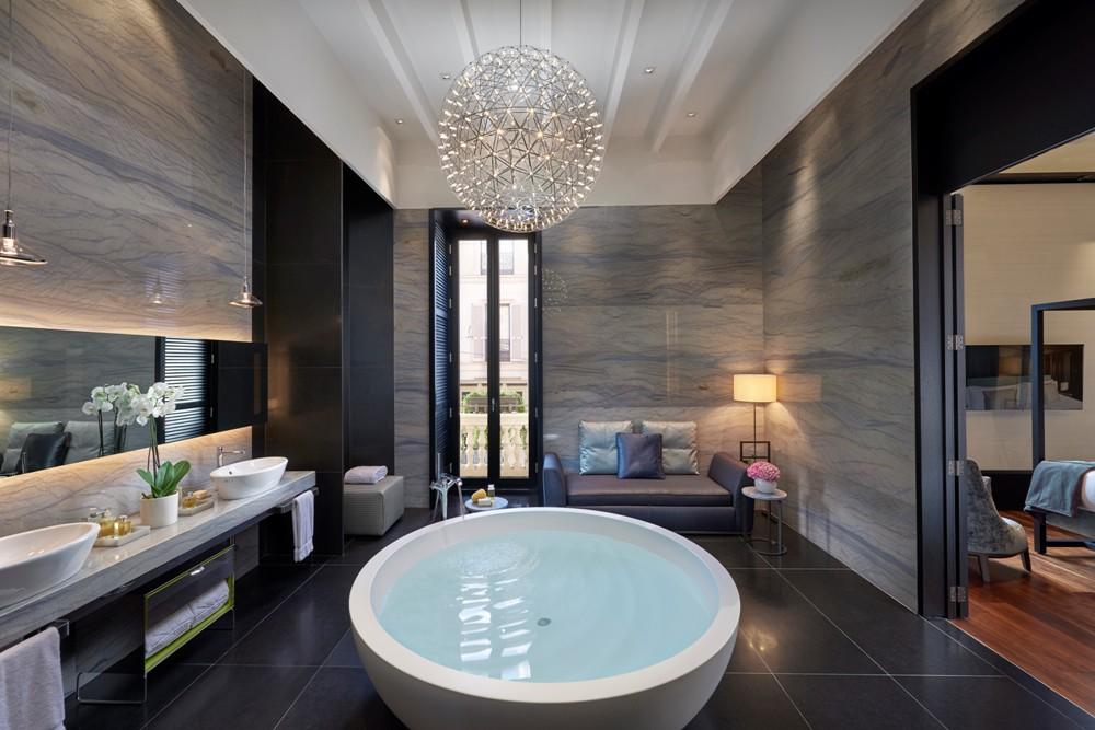 浴室設計/Mandarin Oriental, Milan/義大利