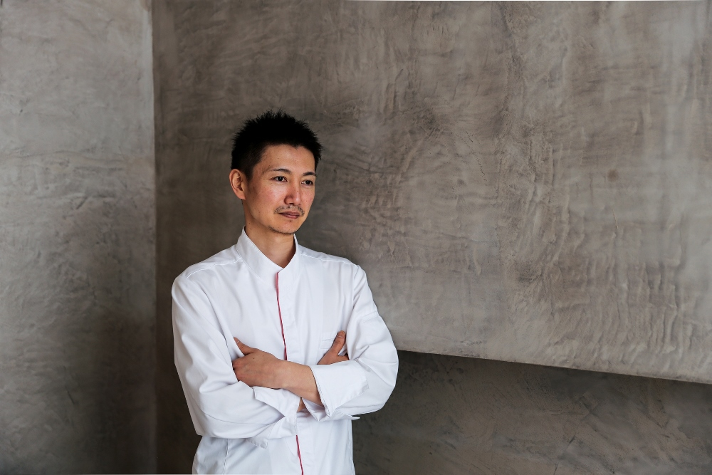 法國/巴黎/Etudes/Keisuke YAMAGISHI/日本主廚