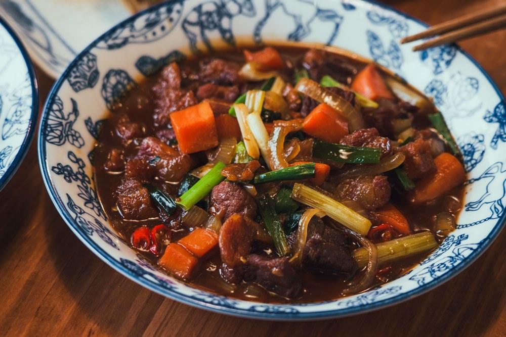 招牌豬豬/冬瓜與胖子/台菜/餐廳/老宅/高雄/台灣