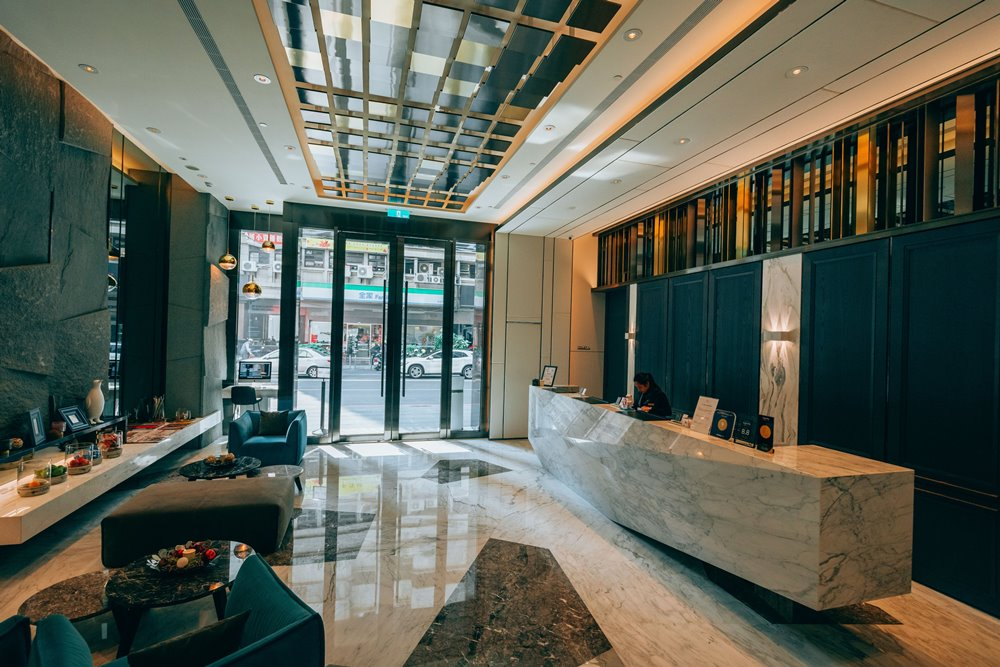 帕可麗/Park Lees Hotel/高雄旅宿/設計旅館/高雄/台灣