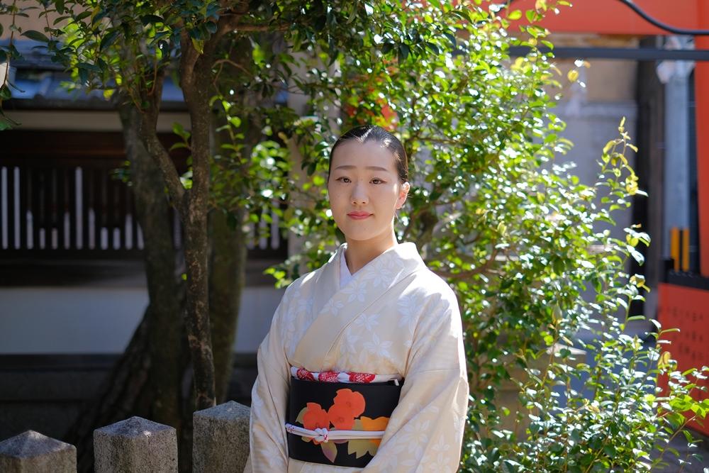 富多愛/富菊茶屋/京都/藝妓