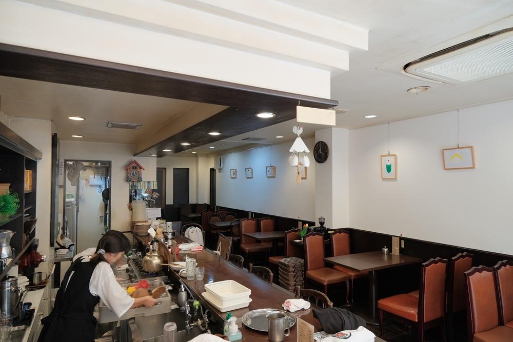 やまもと喫茶/祇園東/花街/京都/裏小路