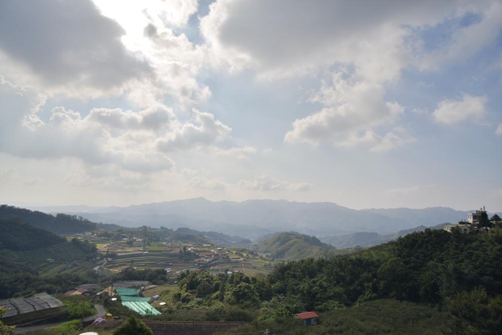 風景/上山回家/苗栗大湖/臺灣
