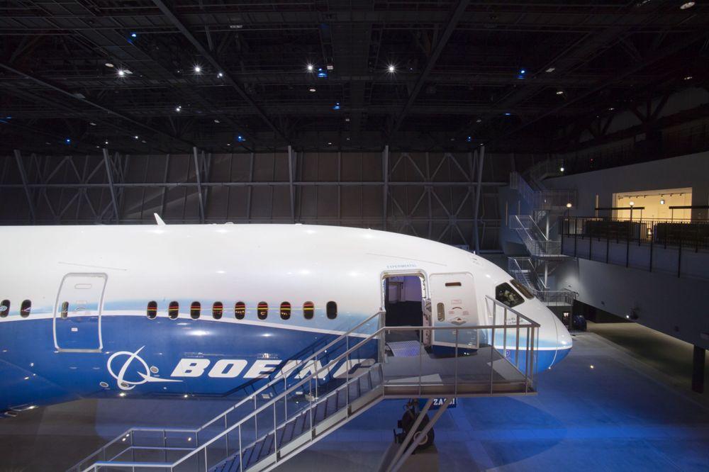 波音787展示館/FLIGHT OF DREAMS/愛知縣/日本