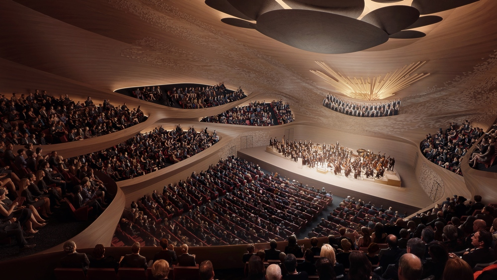 Sverdlovsk Philharmonic Concert Hall/斯維爾德洛夫斯克州愛樂音樂