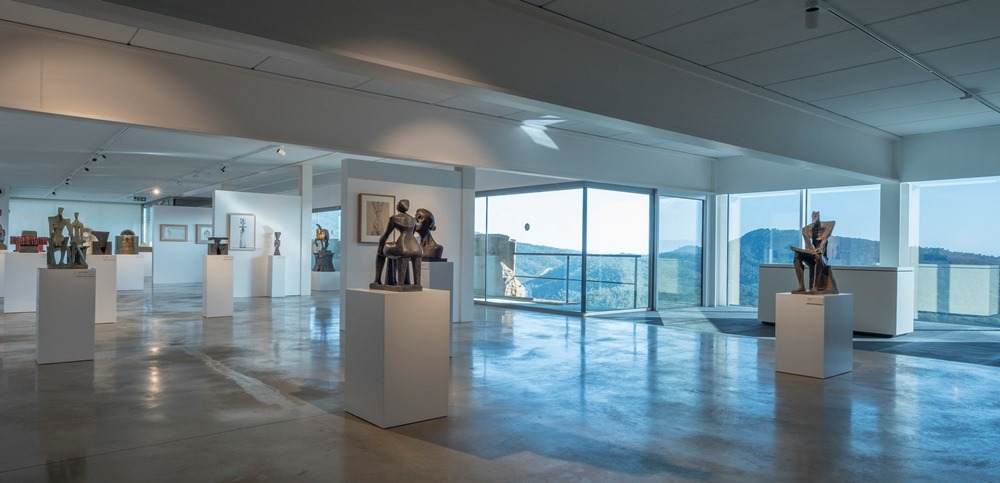 D'Or Museum/工藝美術館/美術館/巴塞隆納/西班牙