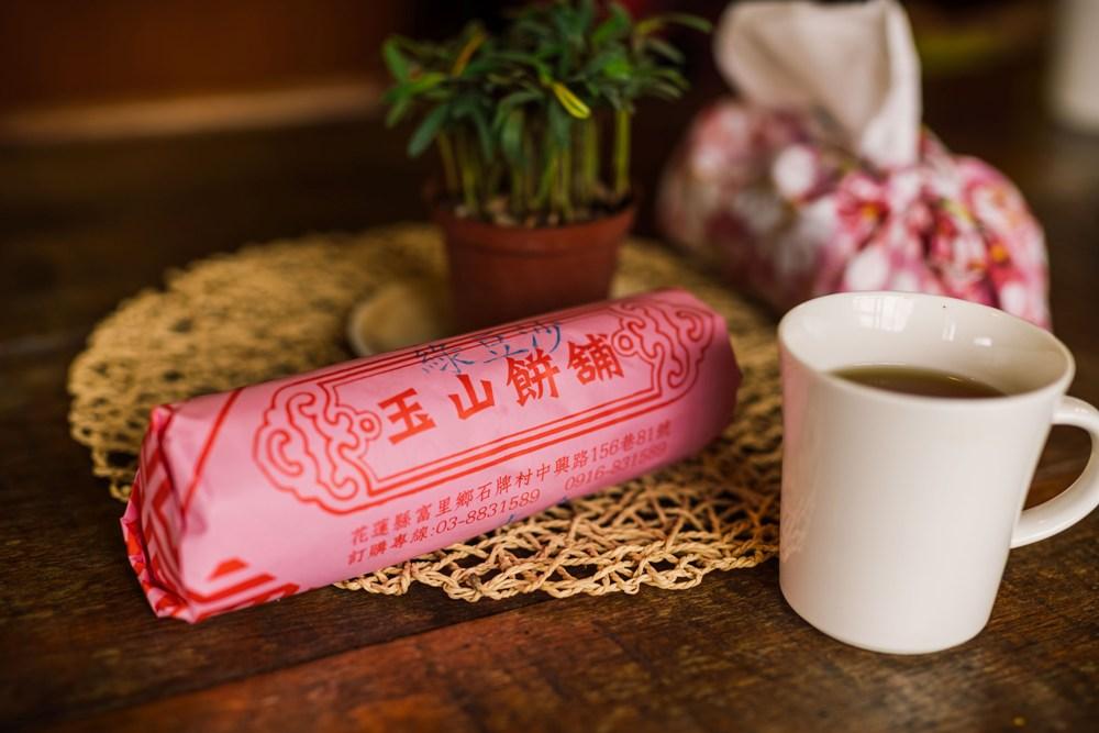 明里13號驢行/玉米餅舖/綠豆沙/花蓮/台灣