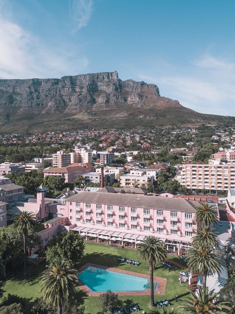 蔬食/零浪費概念/健康養生/Belmond Mount Nelson Hotel/開普敦/南非/Be