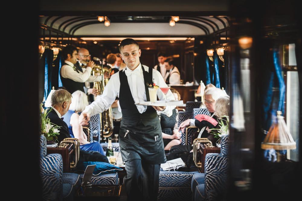 蔬食/威尼斯辛普倫東方快車/Venice Simplon-Orient-Express/倫敦/伊斯坦