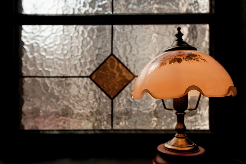 Iori Tea House/昭和風/雕花玻璃/台南/台灣
