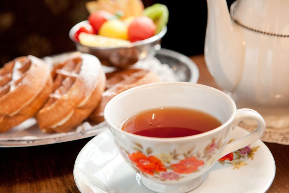 Iori Tea House/喫茶館/阿薩姆紅茶/台南/台灣