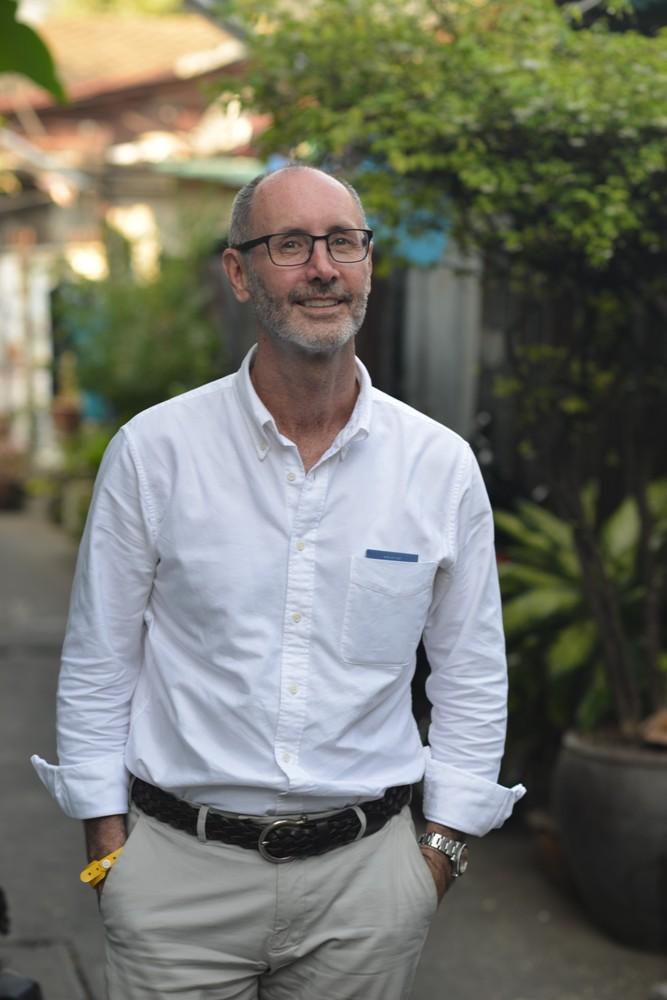 David Robinson/老城區轉型/曼谷/泰國