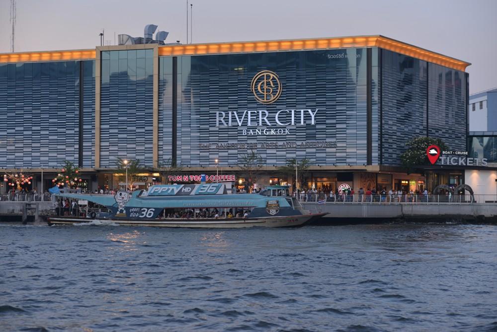 River City/古董工藝品商場/曼谷/泰國