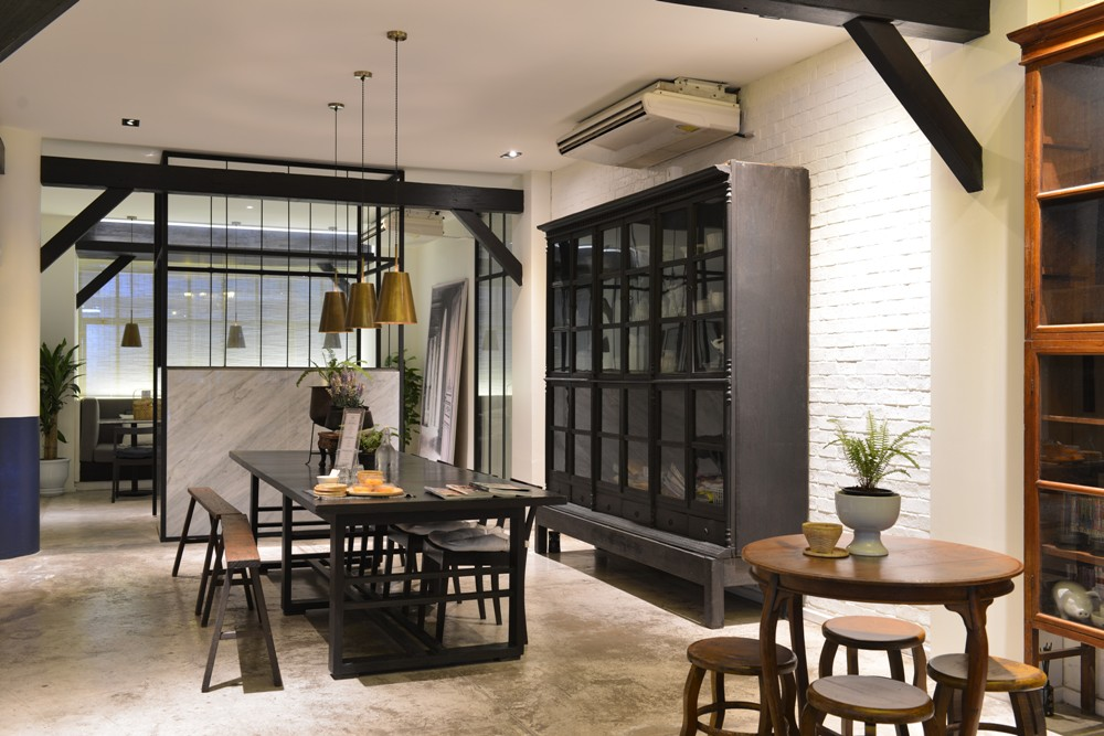 P&R Residence/設計旅宿/老城區/曼谷/泰國