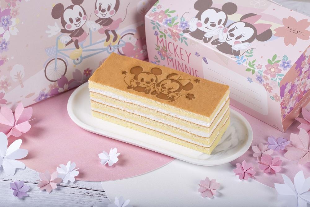 湯種吹雪蛋糕/BAC x Disney/台北