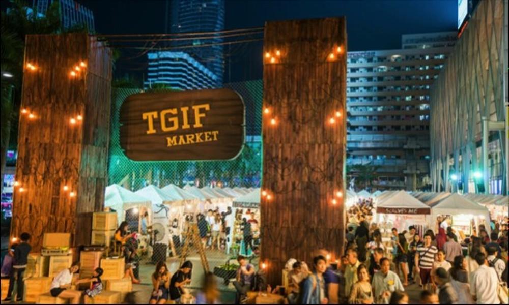 TGIF Market/曼谷/泰國