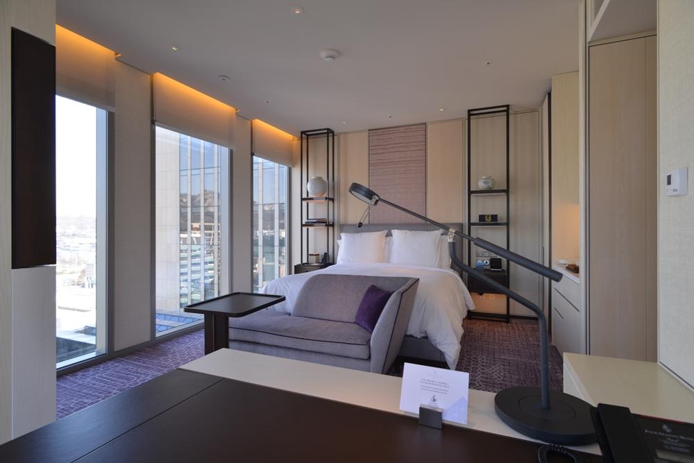 寬敞客房/Four Seasons Hotel Seoul/首爾/韓國
