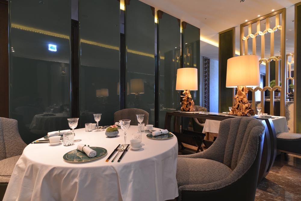 豫園/米其林一星餐廳/Four Seasons Hotel Seoul/首爾/韓國