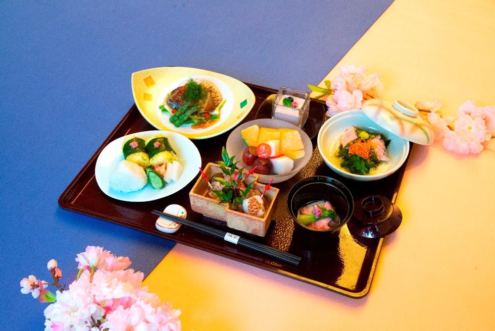大倉久和大飯店/山里日本料理餐廳/櫻膳/台北/台灣