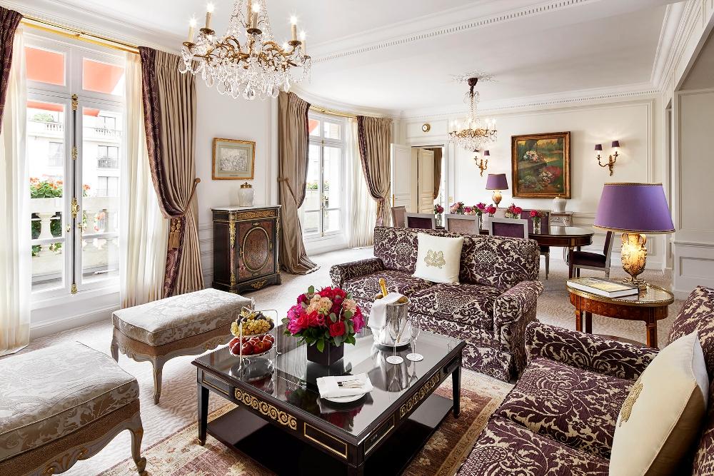 Hôtel Plaza Athénée - Royal Suite/客房/巴黎/法國