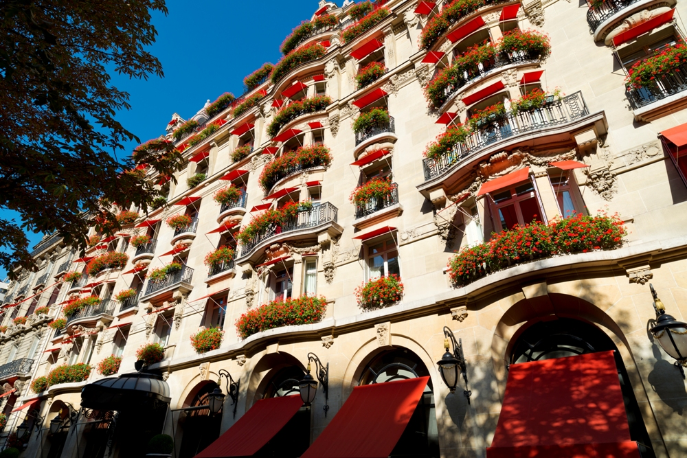 Hôtel Plaza Athénée - Royal Suite/外觀/巴黎/法國