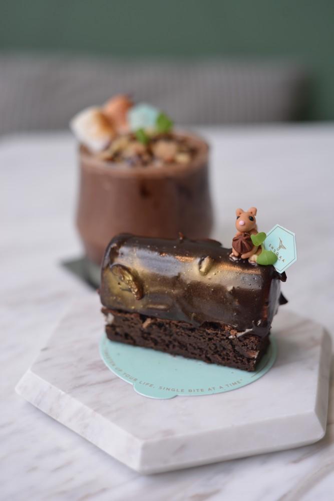 SHUGAA Dessert Bar/翻糖蛋糕 /曼谷/泰國