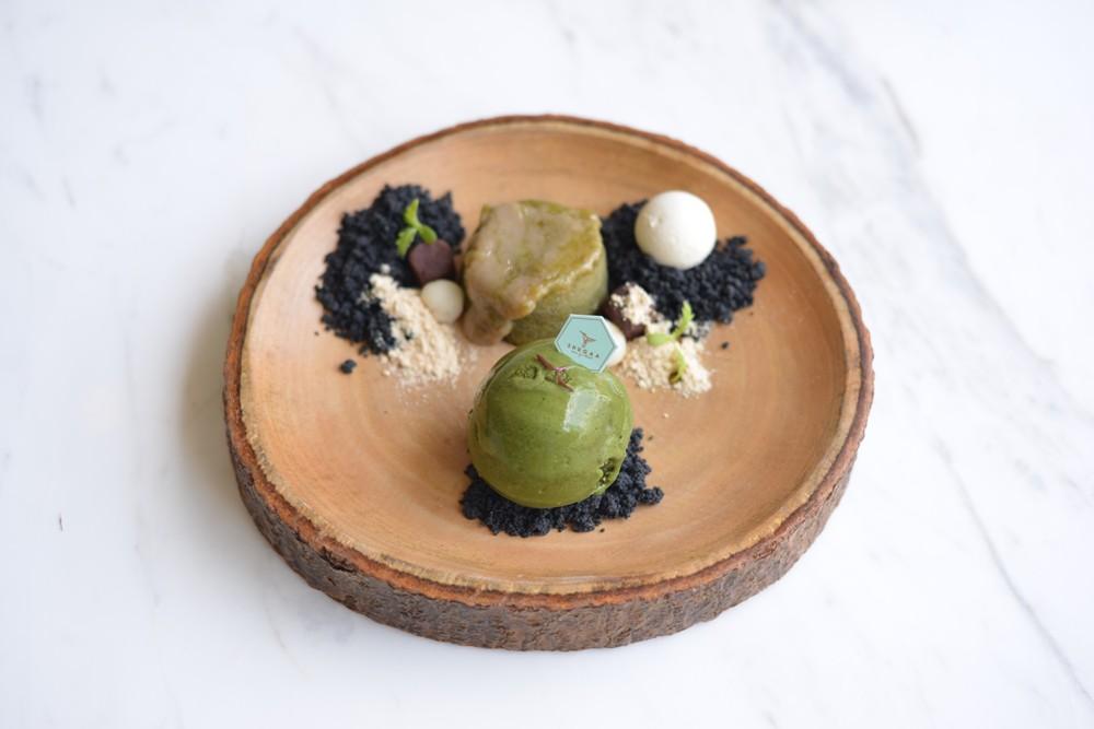 SHUGAA Dessert Bar/翻糖蛋糕 /和菓子/曼谷/泰國
