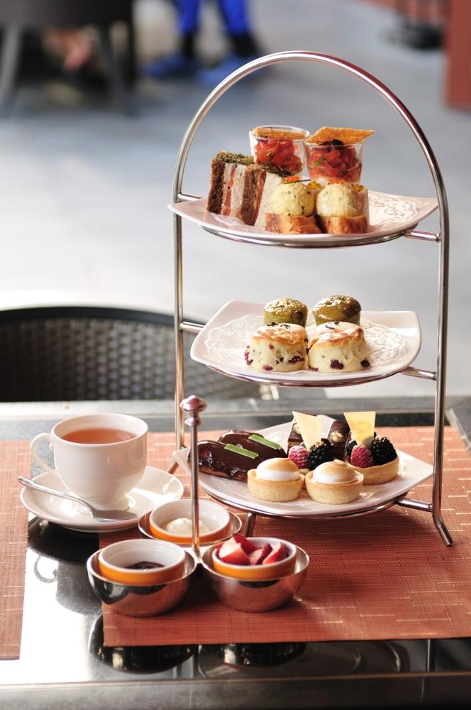 嘉佩樂酒店/英式下午茶/甜點/新加坡